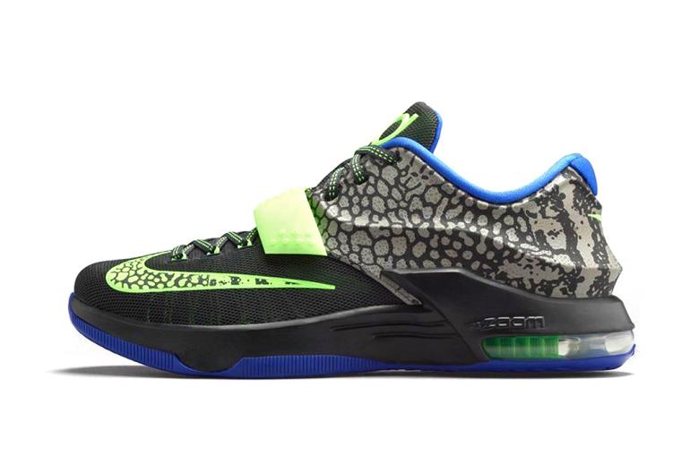 Nike KD7 «Electric Eel»