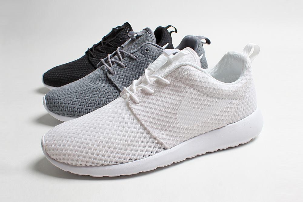 Nike Roshe Run Breeze Monochrome Pack