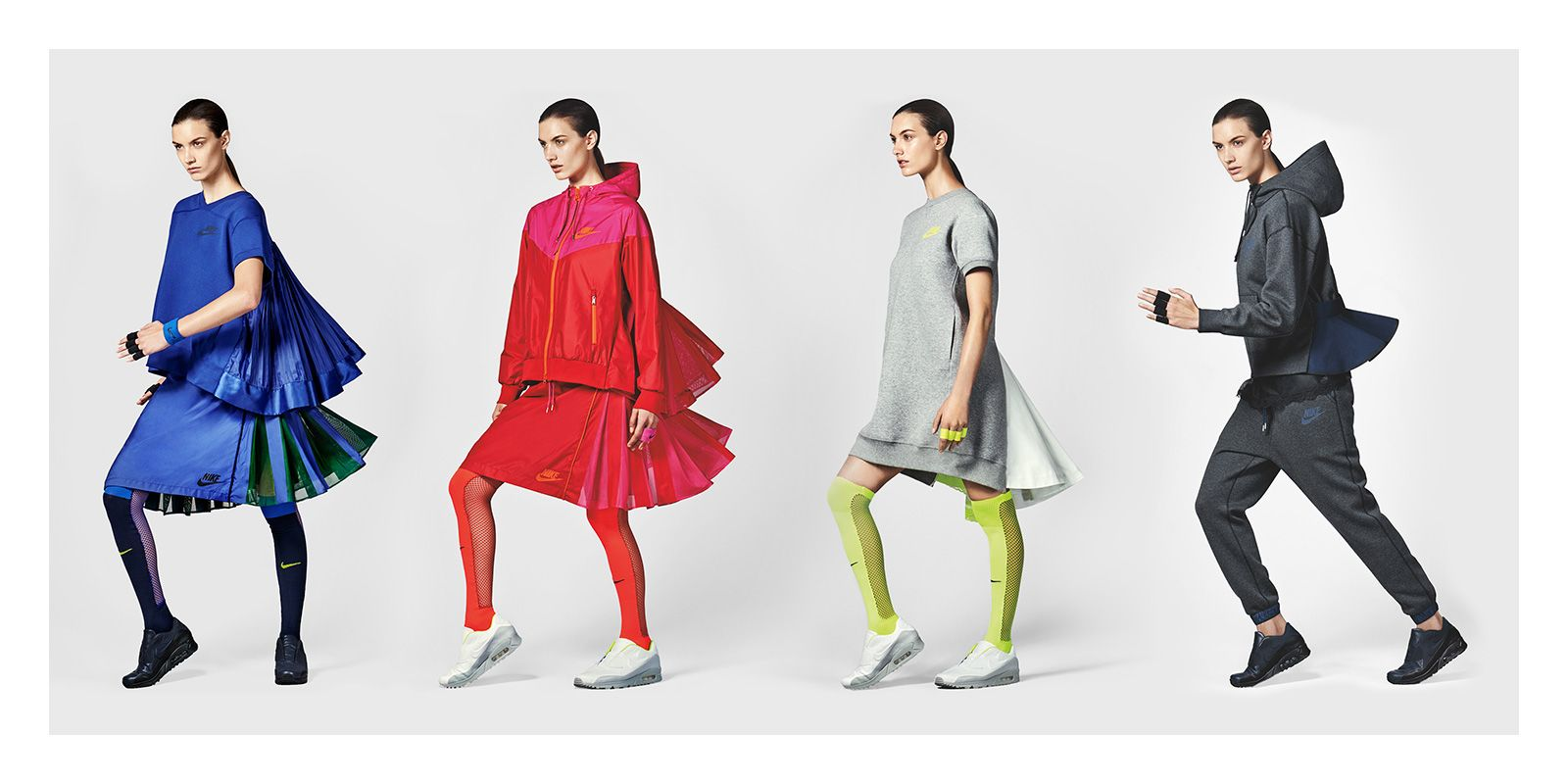 NIKELAB x SACAI : Une collaboration inattendue