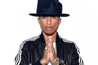 pharrell Williams Cover