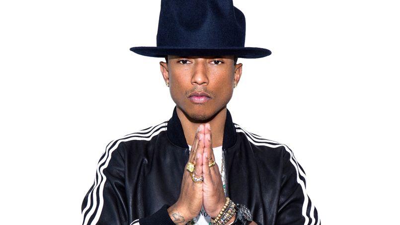 Pharrell Williams désigné «Icône de mode» 2015 par le CFDA