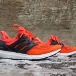 Ultra Boost Solar Red Adidas