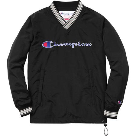 La collaboration entre Supreme et Champion pour la saison Printemps/Ete 2015