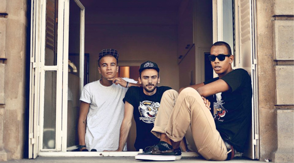 Les 5 sons du weekend : Set&Match, Flatbush Zombies, Major Lazer…