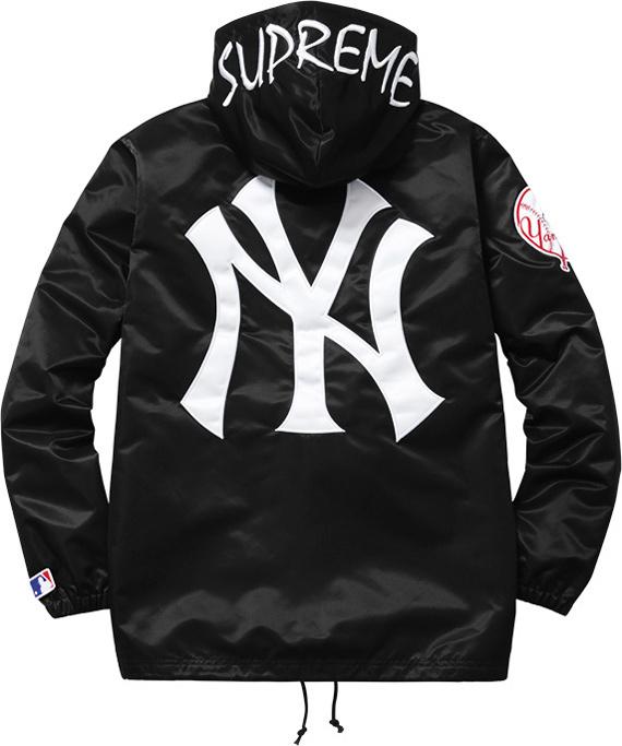 Supreme x New York Yankees, collab' en ligne dès le 12 mars !