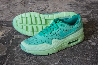 New nike air max 1 ultra moire green
