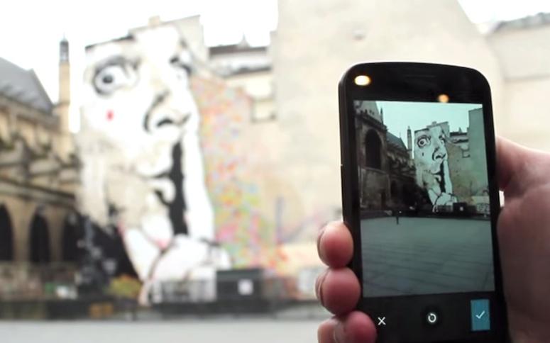 Urbacolors : montre-moi le street art
