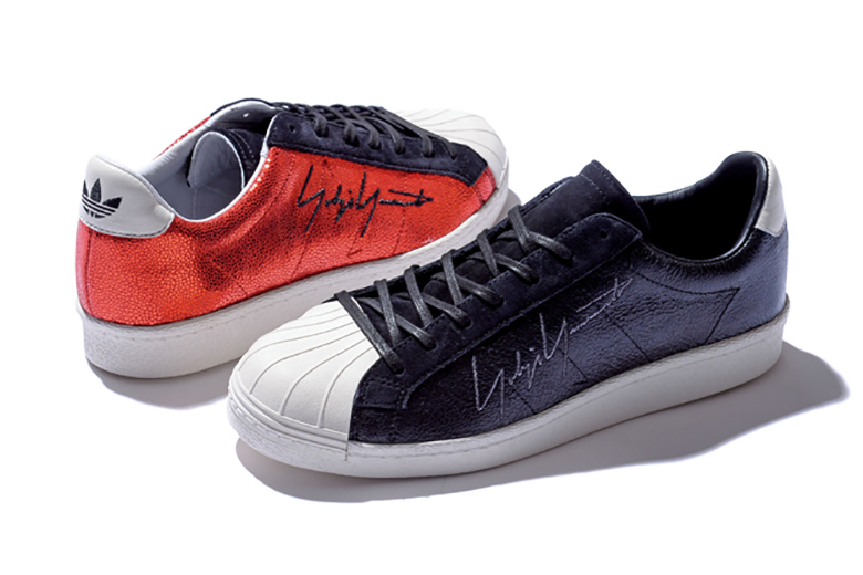 Yohji Yamamoto x Adidas Superstar : le modèle exclu dévoilé