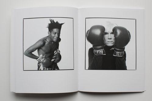 Michael Halsband publie son premier recueil de portraits