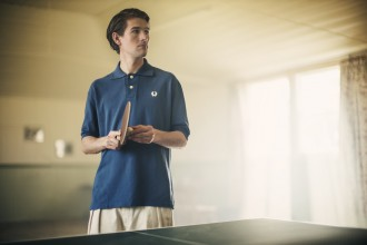Nigel Cabourn x Fred Perry : Collection Printemps Été 2015