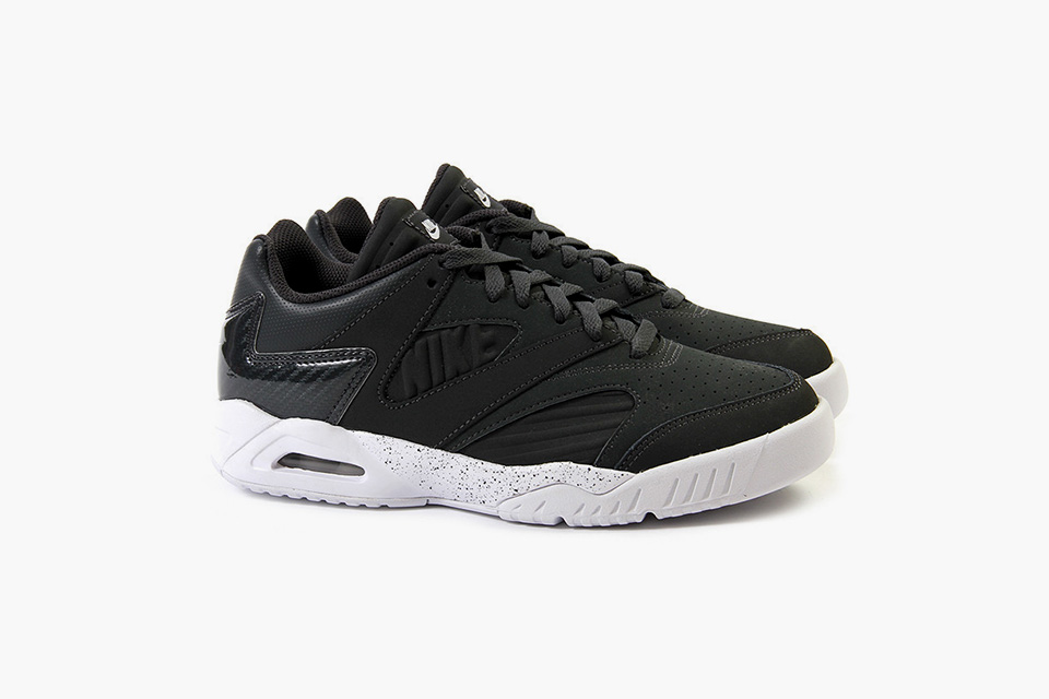 Nike Air Tech Challenge IV Low Anthracite/Blanc