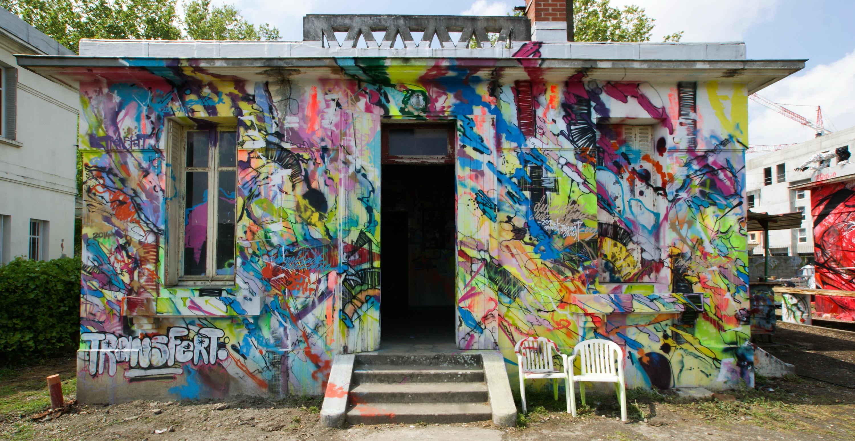 TRAN5FERT, l'exposition collective de street art revient à Bordeaux