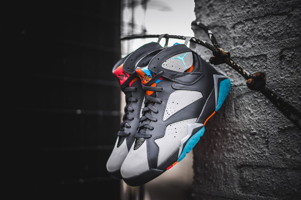 Air Jordan Retro 7 « Barcelona Days »
