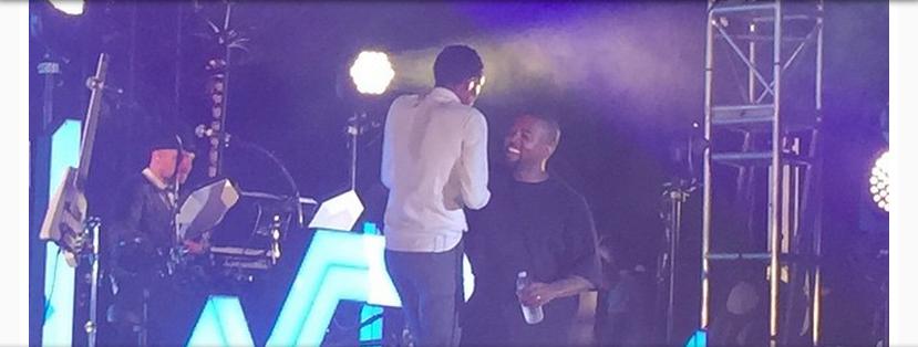 Kanye West : l'invité surprise de Stromae pour la clôture de Coachella !