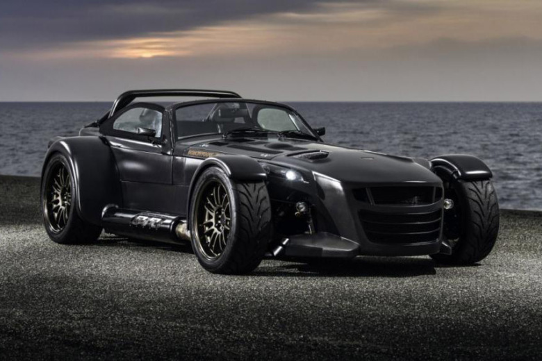 Donkervoort D8 GTO « Bare Naked Carbon »