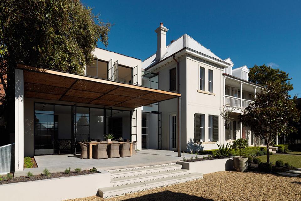 «House T» par Campbell Architects