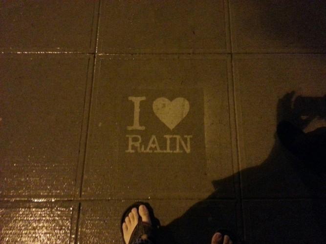 Rainworks Peregrine Church