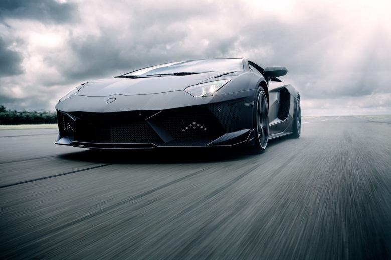 Aventador Mansory Carbonado