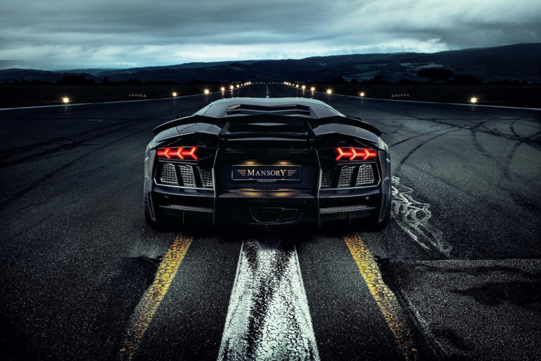 Lamborghini Aventador Mansory Carbonado