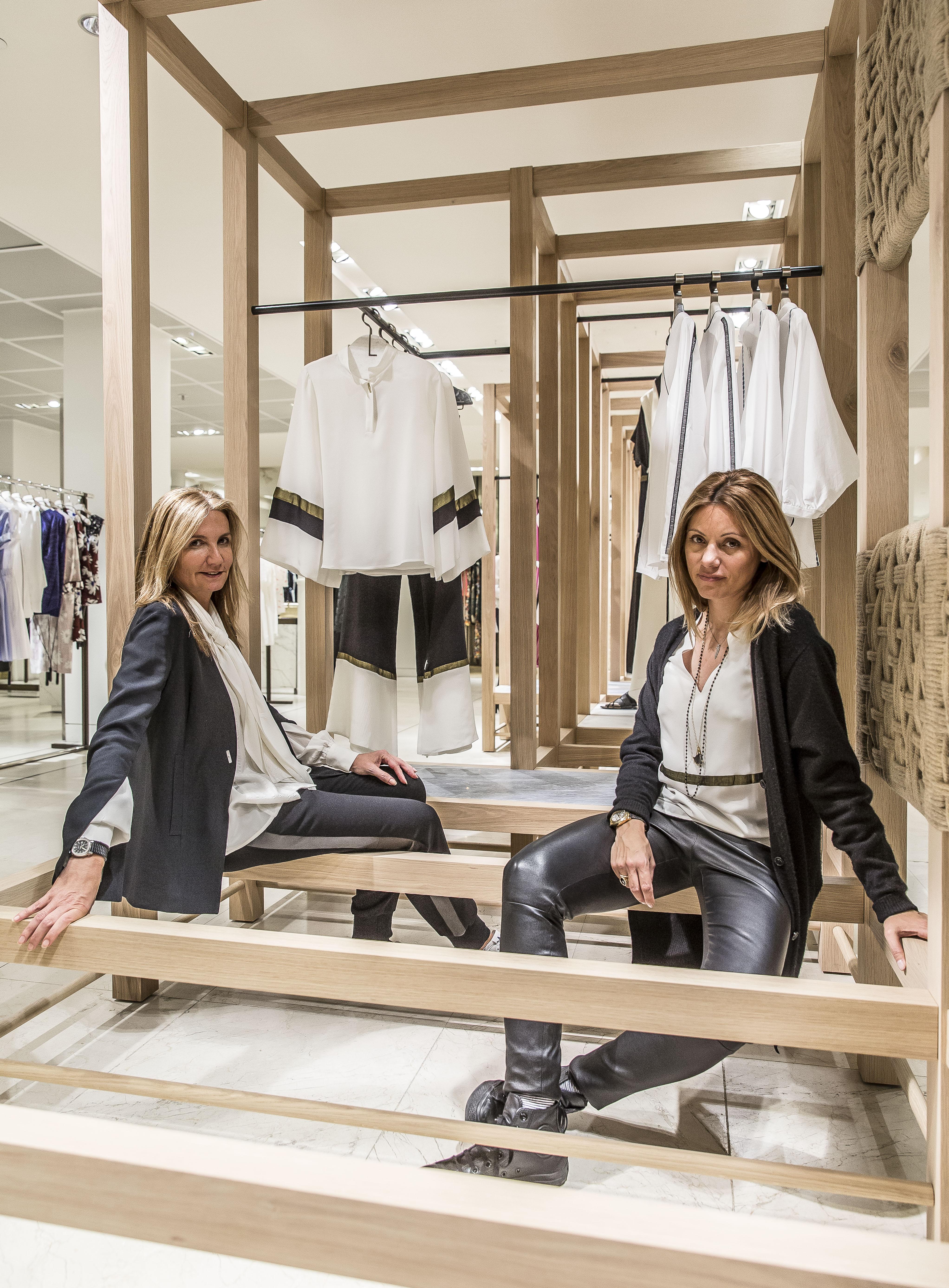 Zeus + Dione, la marque qui révolutionne la mode grecque s'invite au Bon Marché