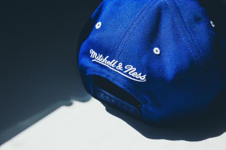 Sneaker politics x Mitchell & ness pack anniversary - 3