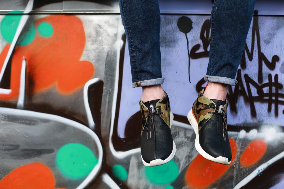 «Urban Explorer» Clarks X UBIQ Printemps/été 2015