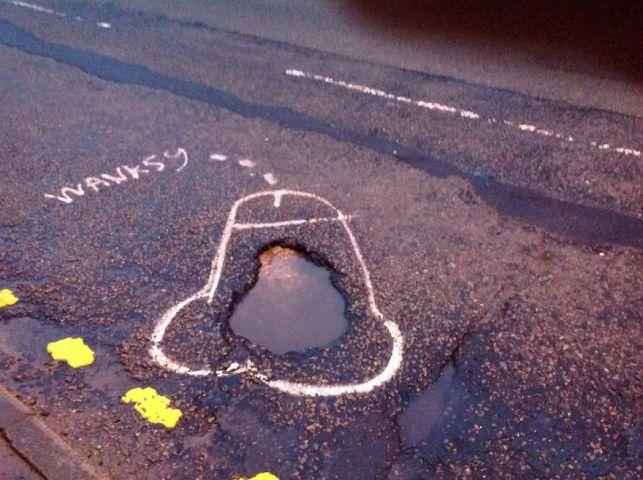 Wanksy : street art citoyen