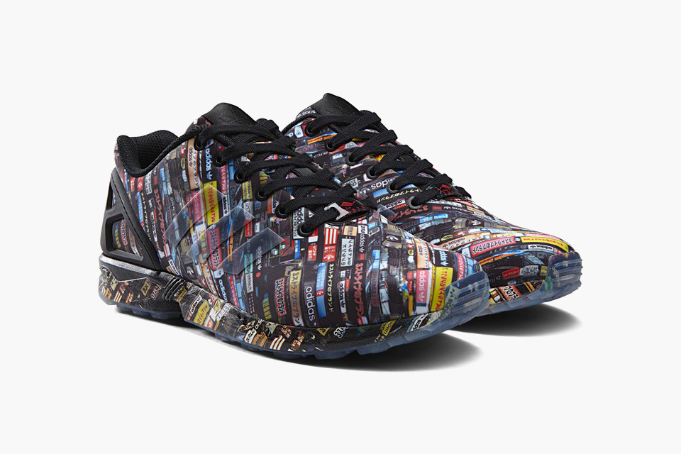 adidas ZX Flux « Tokyo Flagship » : Tokyo Store Exclusive