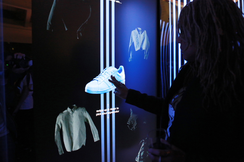 Adidas UK superstar show