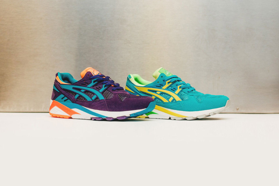 ASICS Gel-Kayano Trainer « Flash » Pack
