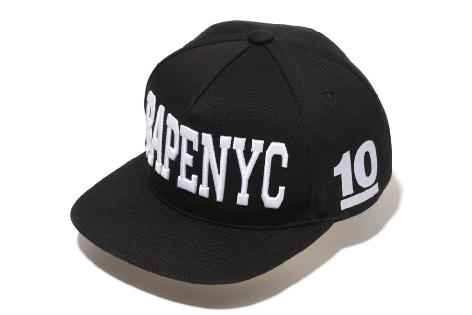 bape 10eme anniversaire New York