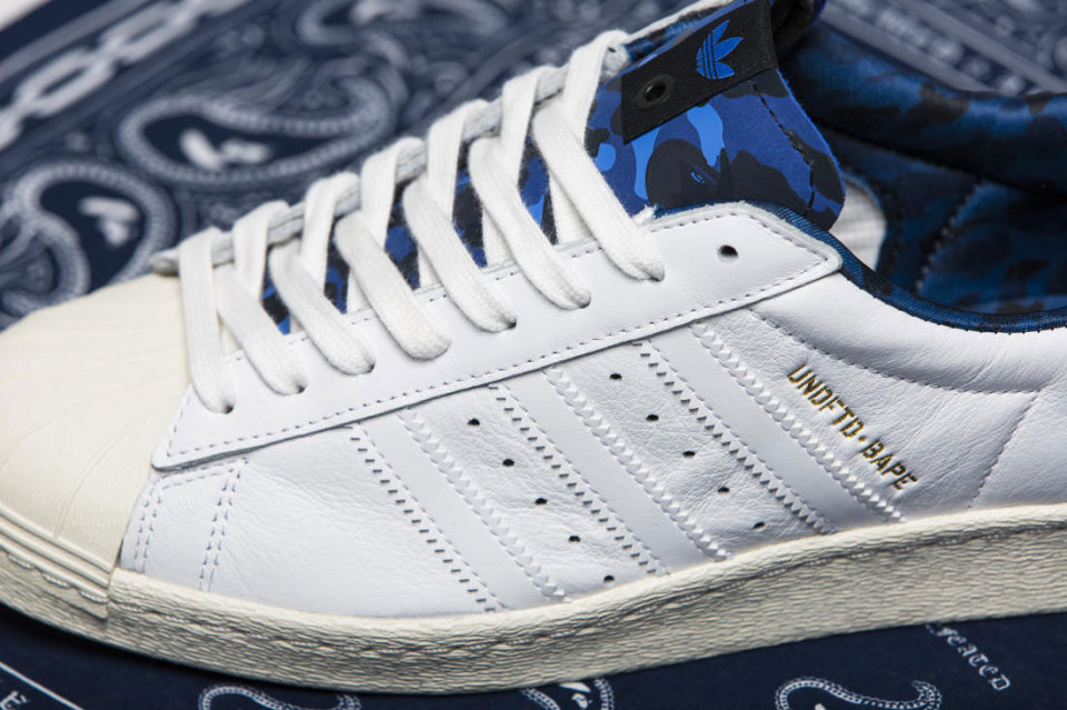Kasina x Adidas Consortium Superstar 80s: White/Core Black
