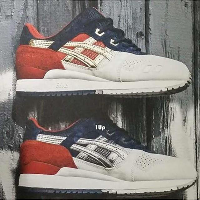 Concepts x ASICS Gel Lyte III « 25th Anniversary »