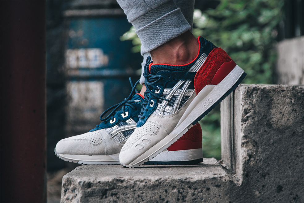 concepts asics gel lyte III Boston tea party 1
