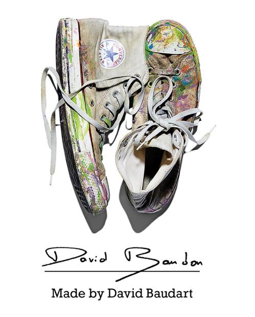 Converse: Un studio parisien consacré à la Chuck Taylor All Star