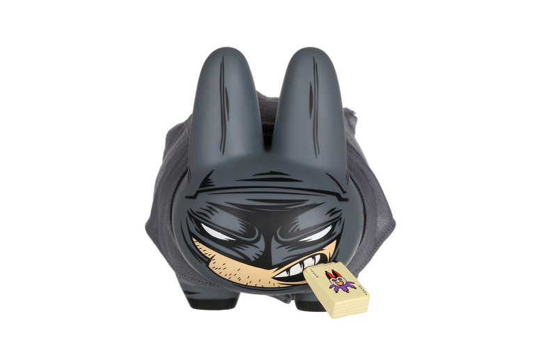 DC Comics x Frank Kozik x Kidrobot «Batman» Labbit