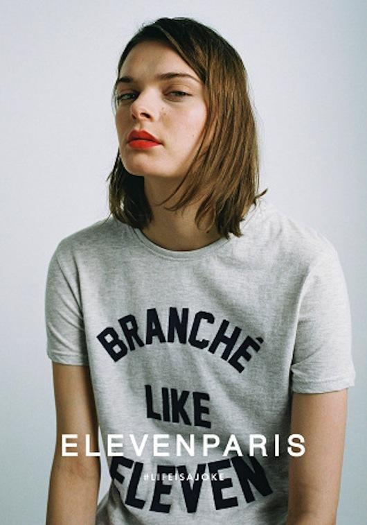eleven paris family collection capsule