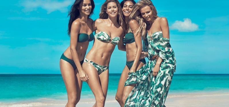 h&m et ses drôles de dames célèbrent l'arrivée de l'été