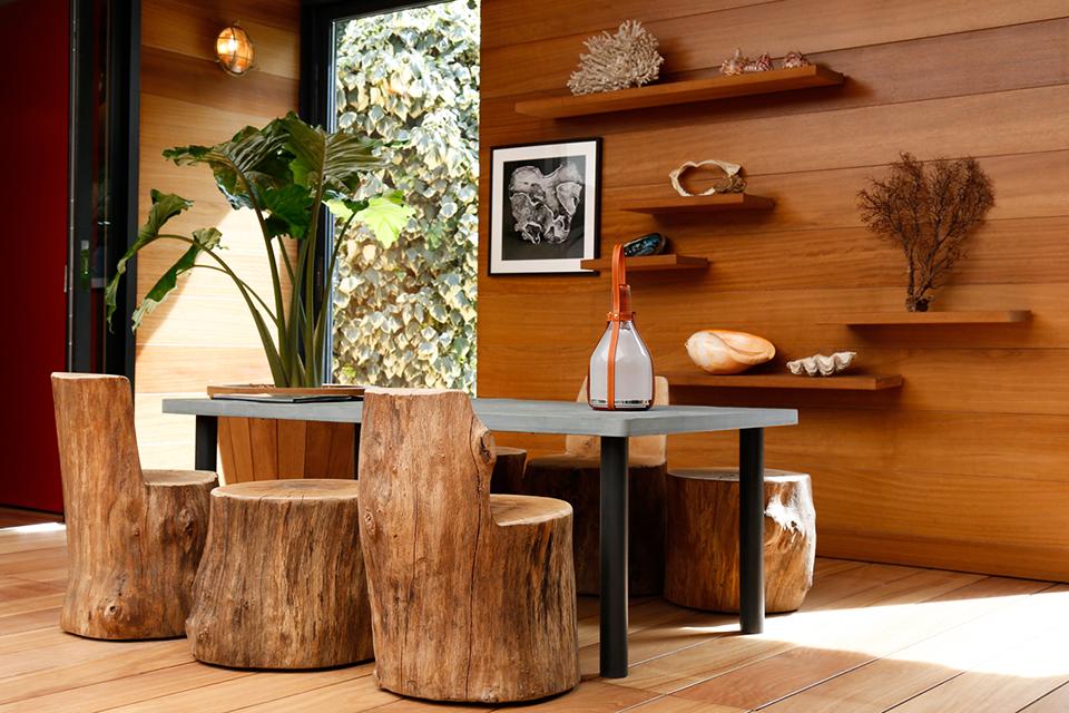 Louis vuitton pr sente ces objets nomades au salon du for Reputation meubles concept