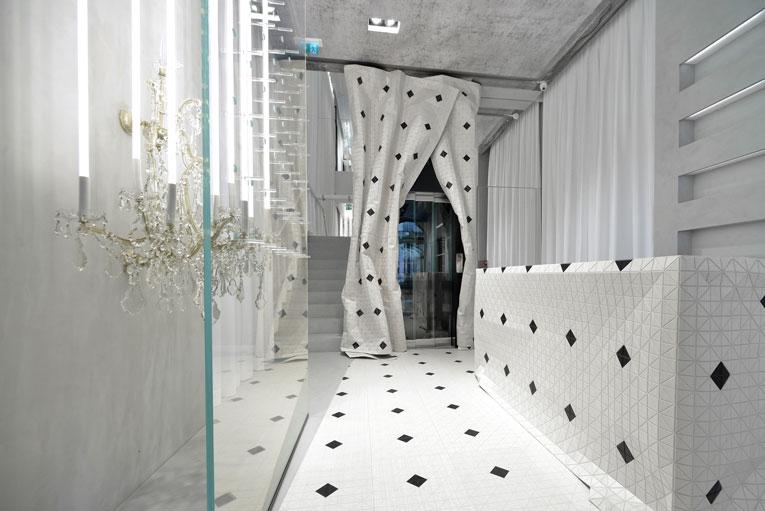 Maison Margiela ouvre une nouvelle boutique à Milan