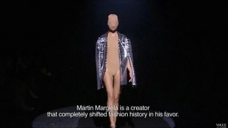 Martin Margiela le documentaire