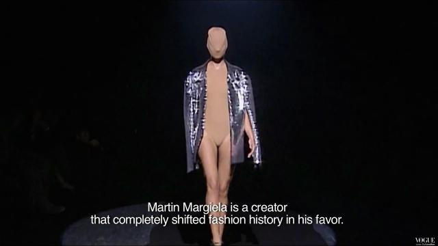 Martin Margiela : le documentaire « The Artist is absent » enfin dévoilé ici