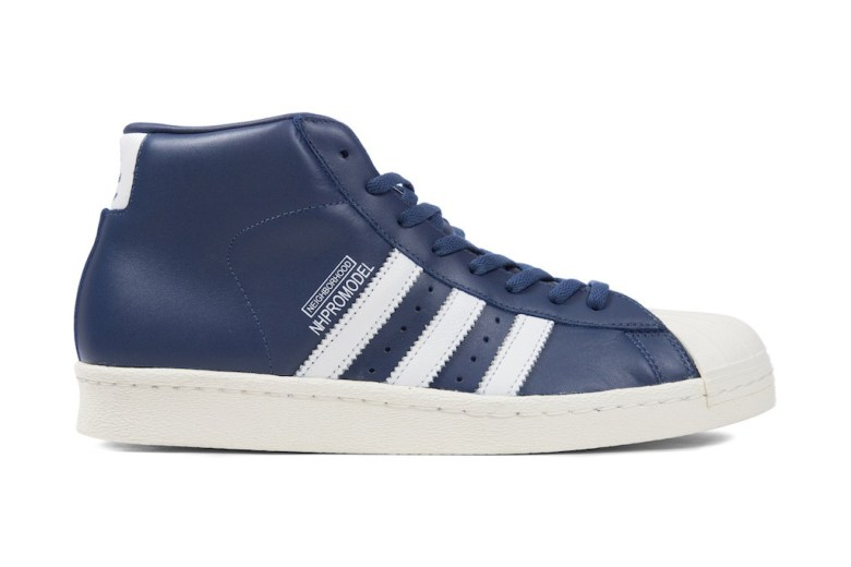 NEIGHBORHOOD x Adidas Originals : Pro model « Night Marine »