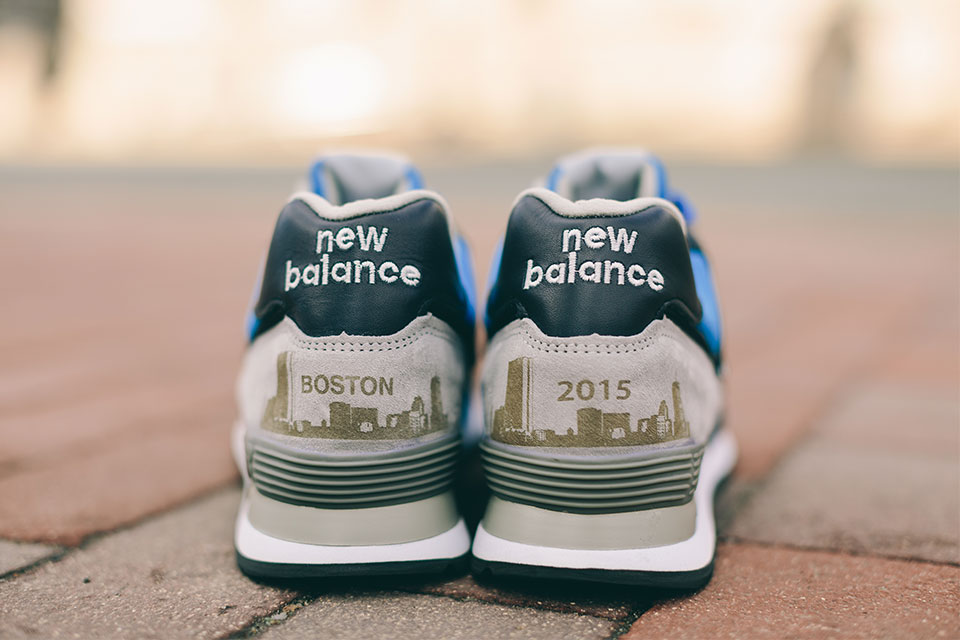 New Balance x Concepts : « Boston 574 »