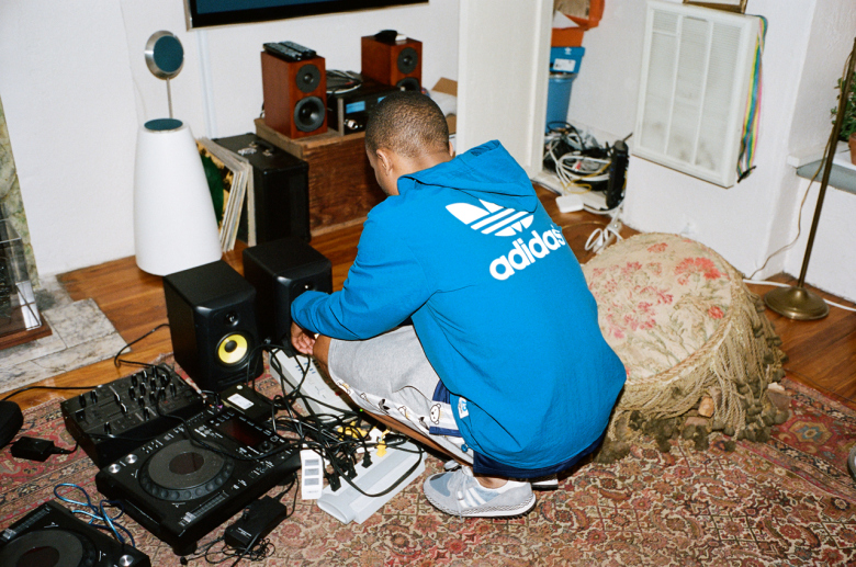 Nigo adidas Lookbook 2015