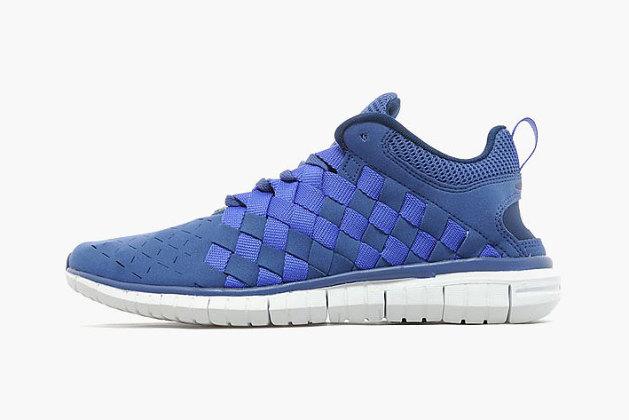 Nike Free OG'14 Woven «blue»