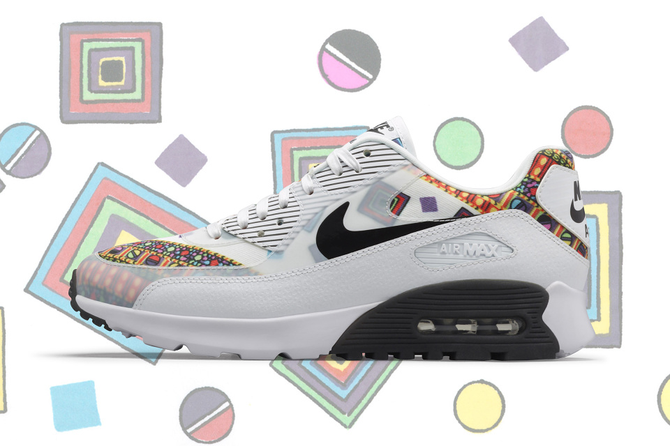 Nike x Liberty London : la collection printemps/été 2015