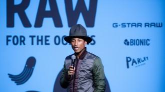 Pharrell Williams The plastic age documentaire