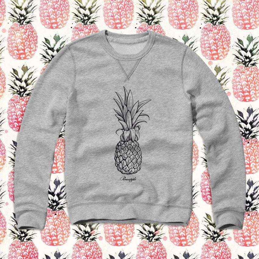 rue papa coq ananas