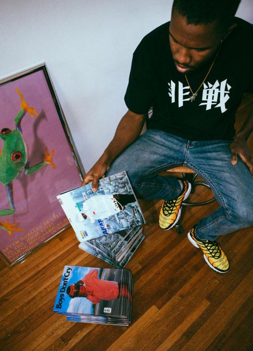 Frank Ocean : son nouvel album confirmé